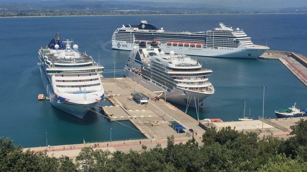 Katakolon Port